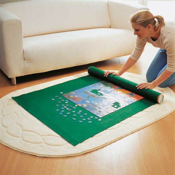 Jigsaw Puzzle Game Mat